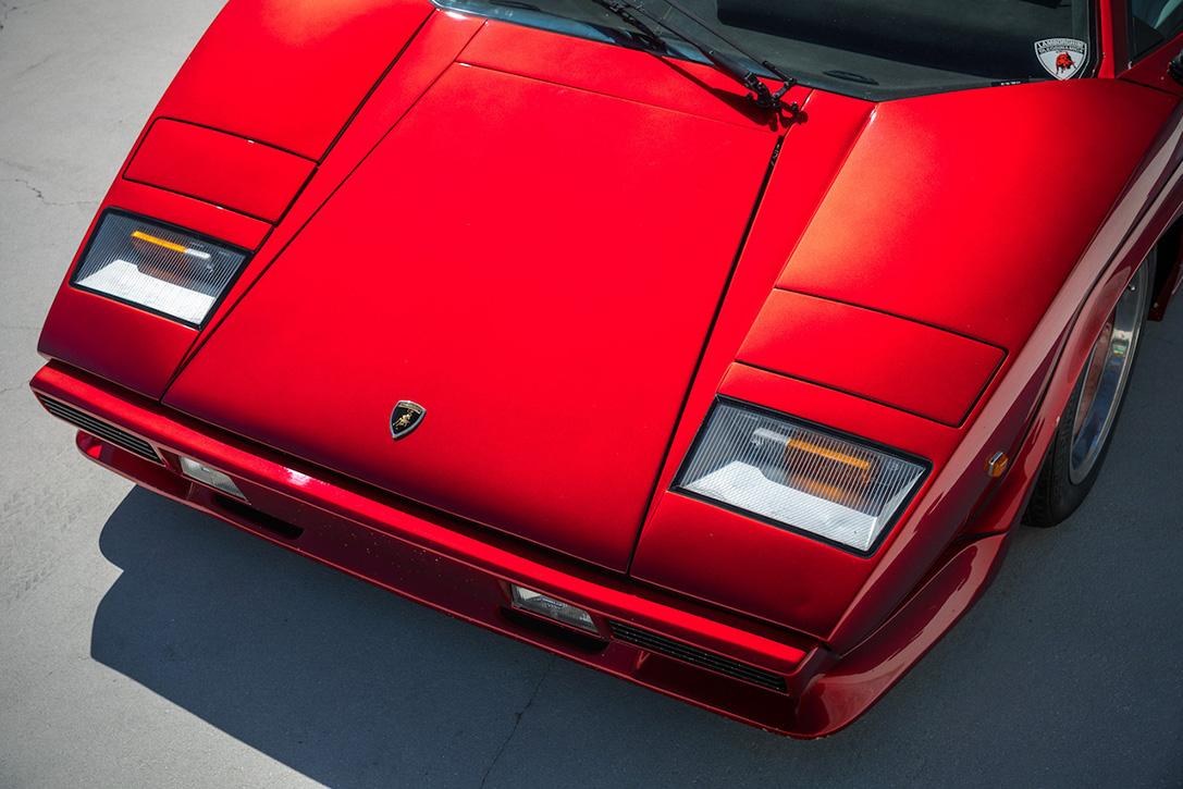 The Original 1980 Lamborghini Countach S Turbo Is Set For Sale