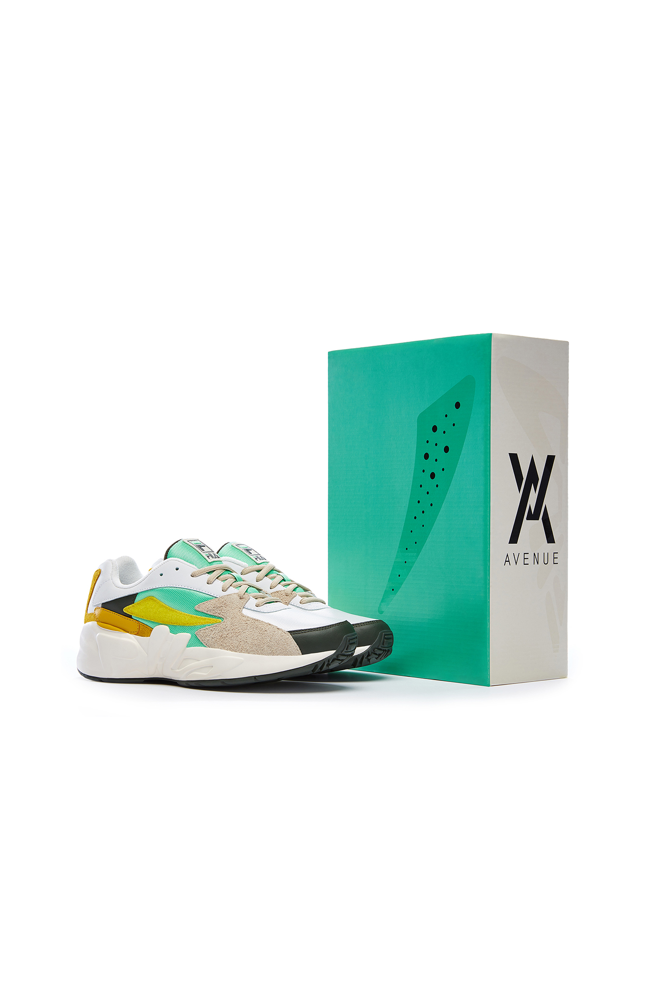 Fila collaborate on 40 pairs of mindblower sneakers icon for Online shopping sites in new york