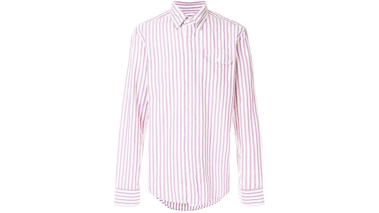 GANT The Plain Oxford Shirt Mens Casual Shirt Short Sleeve Summer Linen Outwear