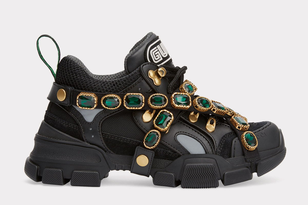 05061329014 The Gucci SEGA Crystal sneaker release date announced