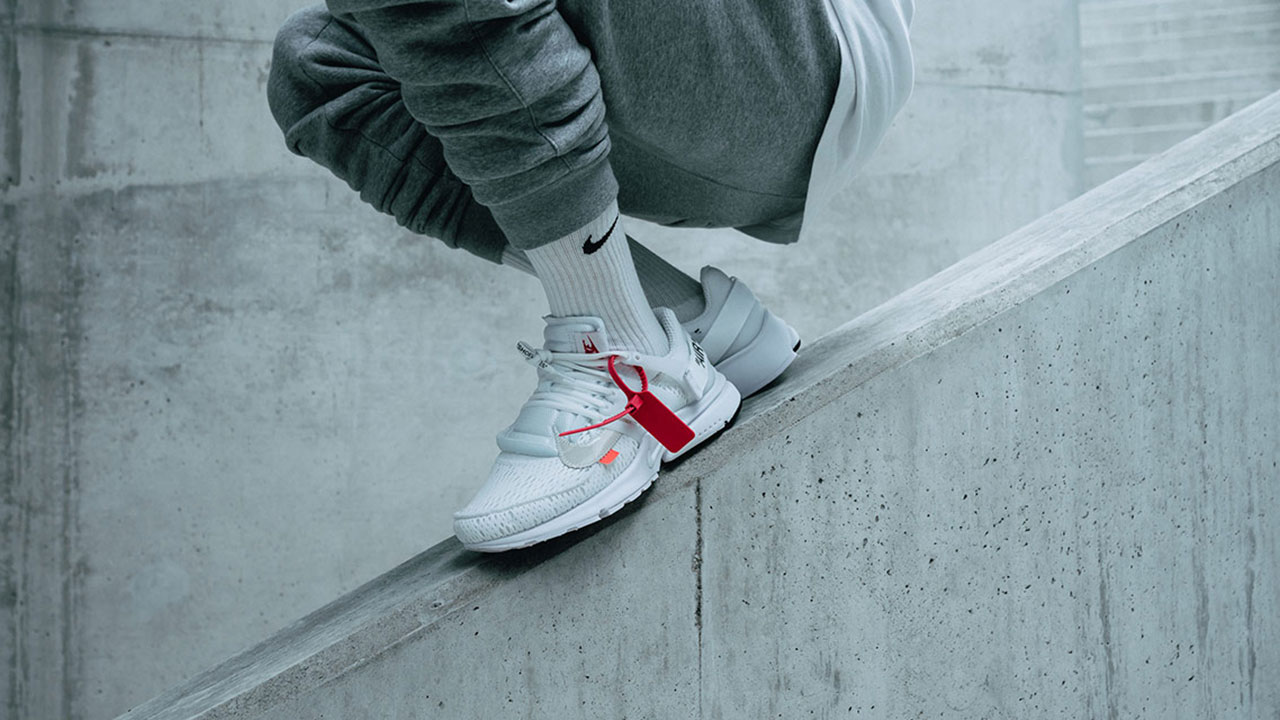 How to get your hands on the Off White x Nike Air Presto ICON