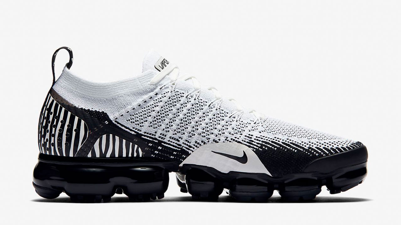 purchase cheap 9c5a3 19920 nike air vapormax flyknit 2 zebra blue