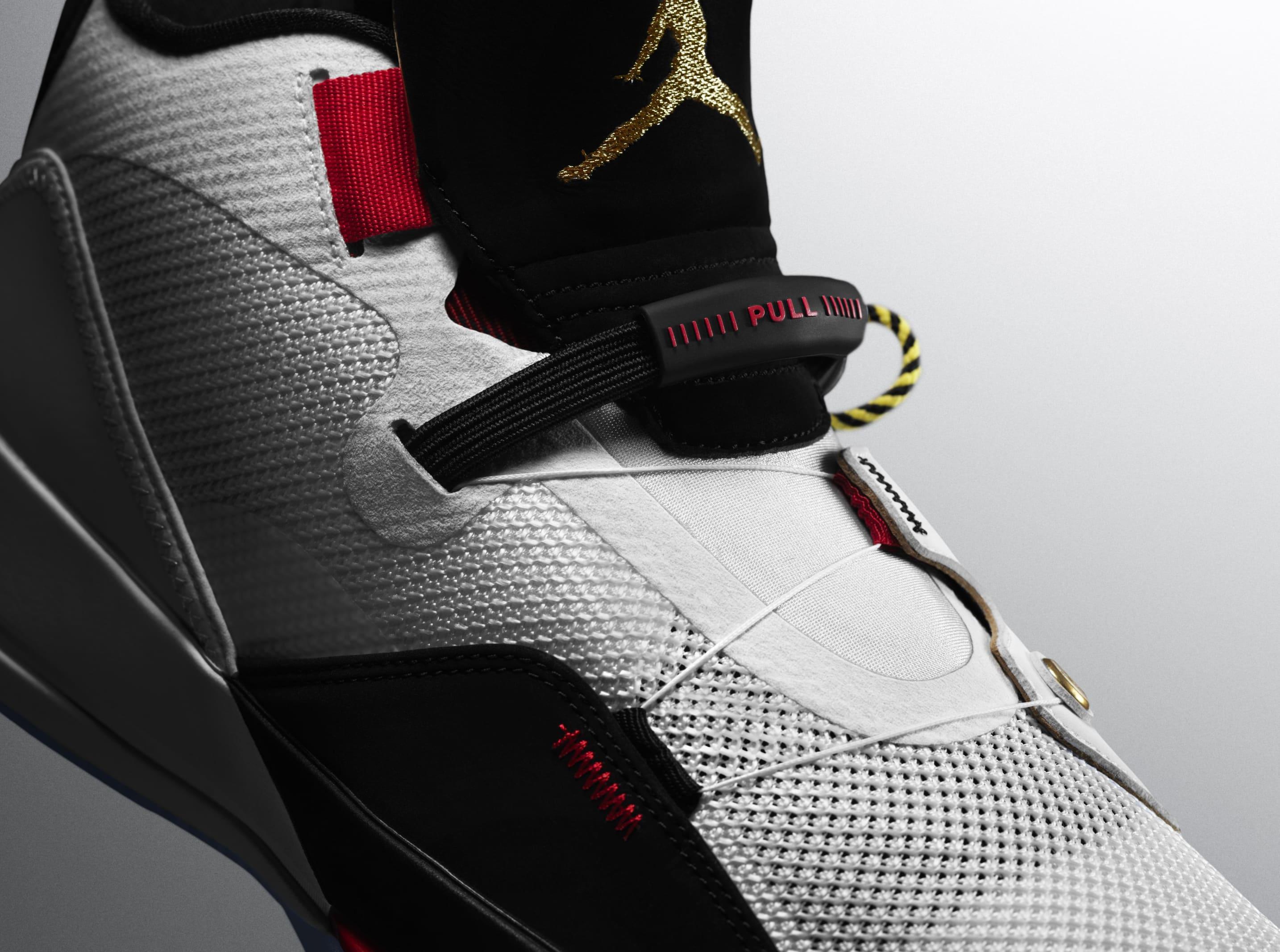 court comfort, Nike Air Jordan XXXIII