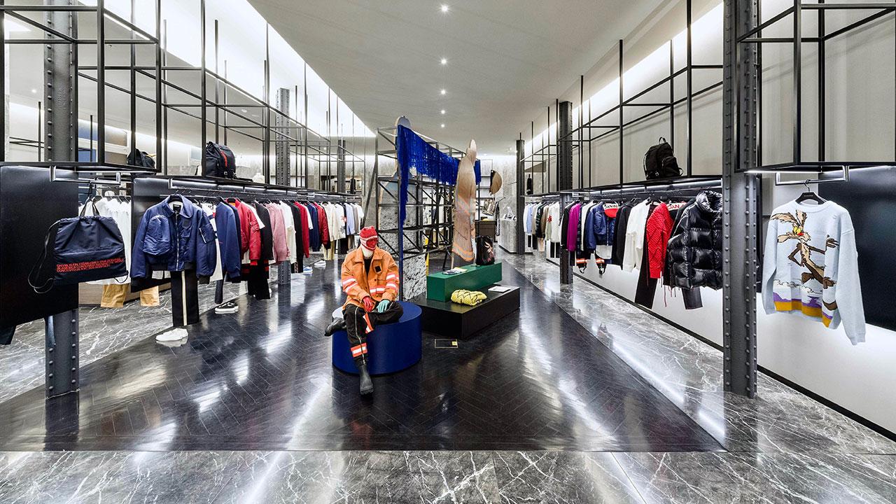 MASONS Brings Exclusive Menswear To Melbournes Fashion Precinct forecasting