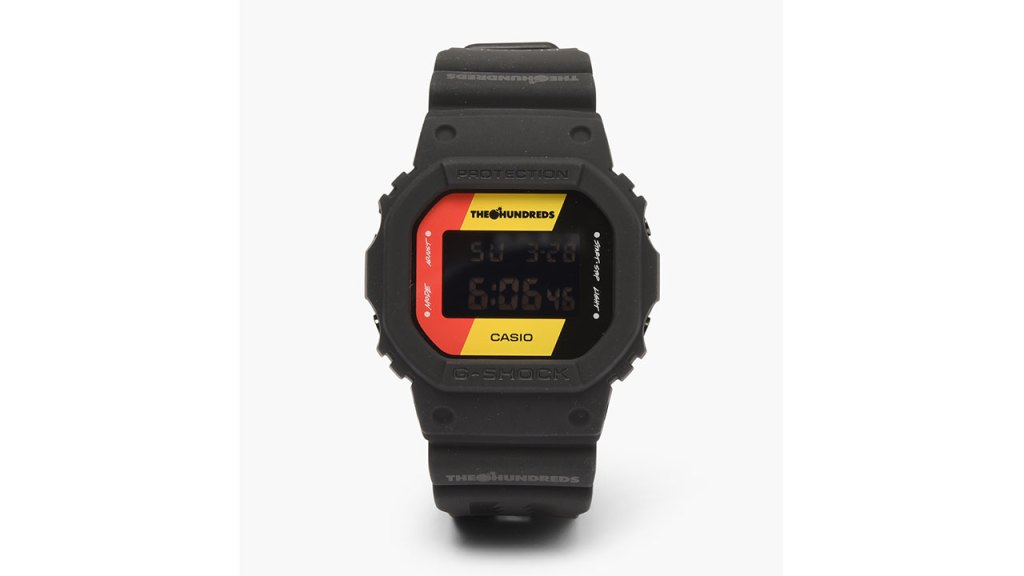 G-SHOCK x The Hundreds DW-5600HDR Watch / €200 EUR