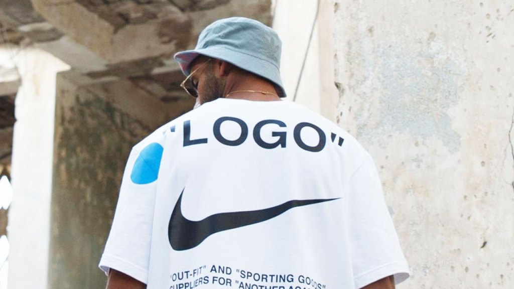 Join the logomania with 4 ways to cop the look