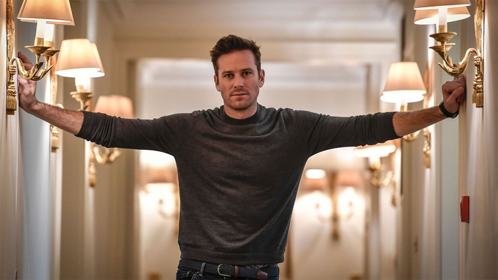 Armie Hammer calls out Marvel's financial ties to Donald Trump