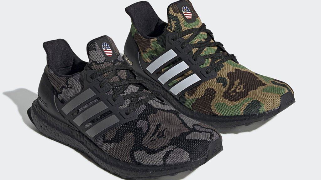 quality design 1f1cc 15d12 Your final look at the BAPE x Adidas Ultraboost collab. The latest to come  out of the legendary partnership. Credit  Via SneakerNews