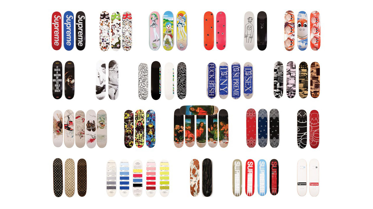 Collector set to auction off 20 years of Supreme New York merch