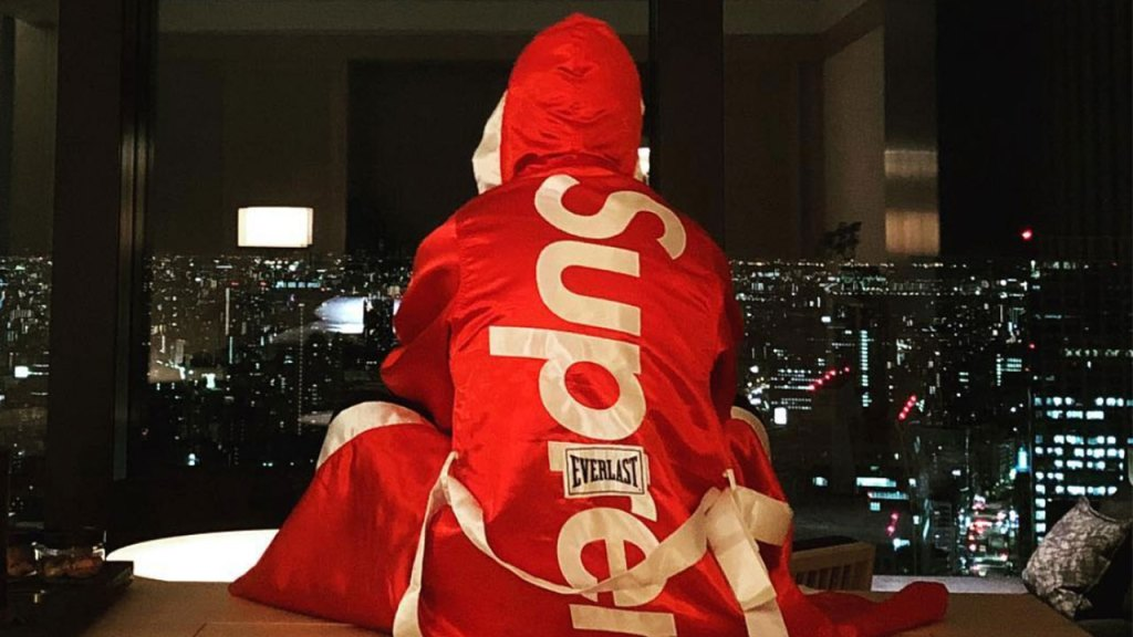 The 17-year-old who spent $800,000 on a Supreme deck collection