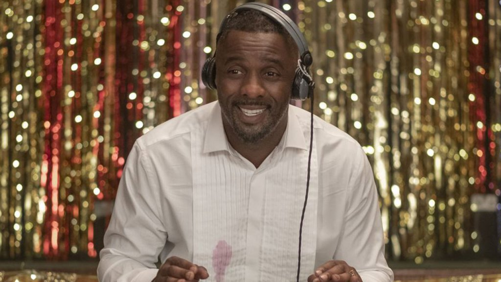 Idris Elba faces a new and unlikely character