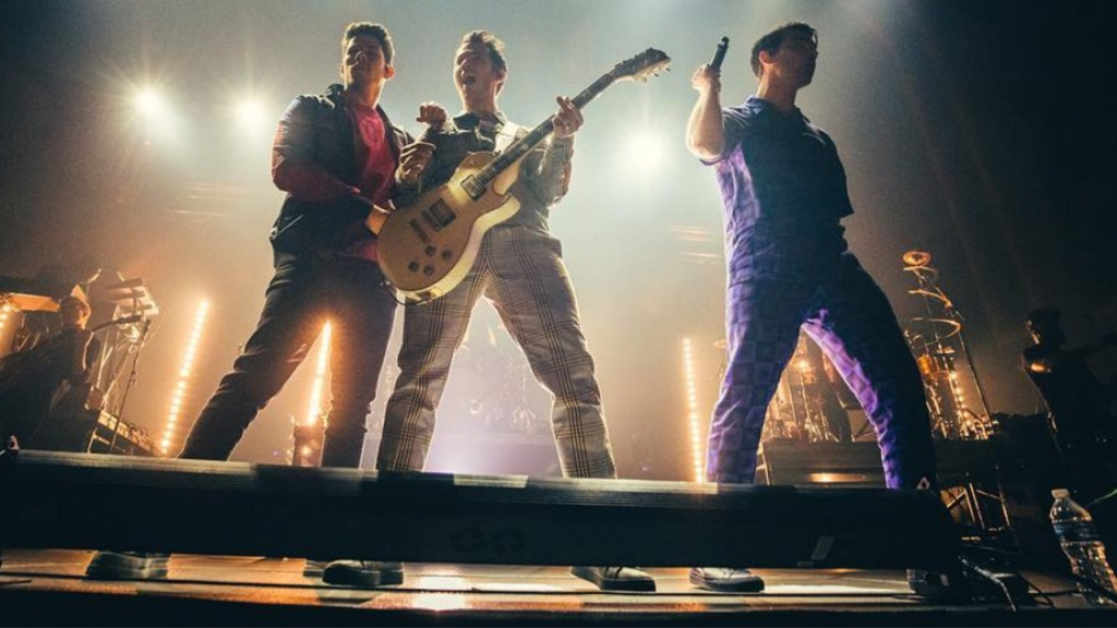 The Jonas Brothers' Music Is Back From The Dead And So Is Their Style