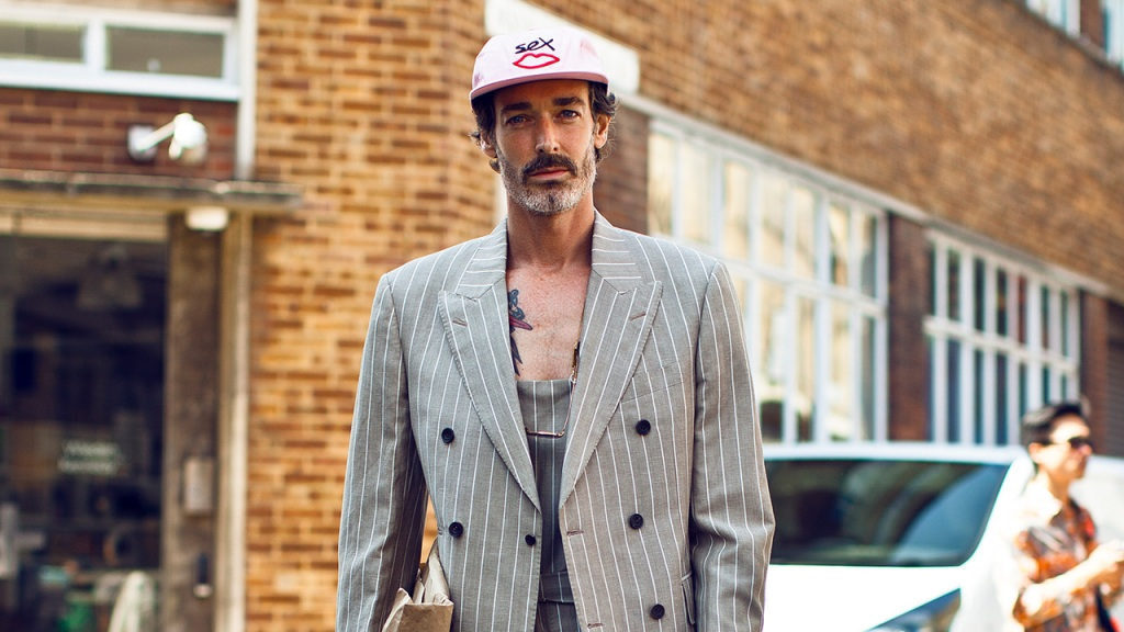 Richard Biedul: Solicitor to Style Icon