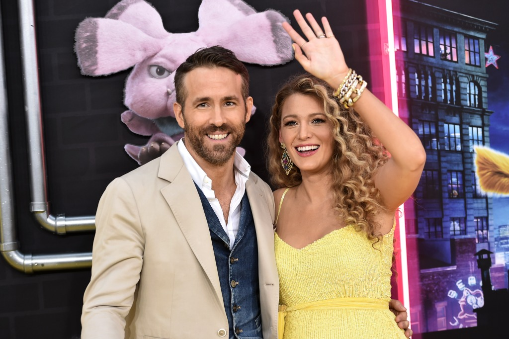 Baby number three is on the way for Blake Lively and Ryan Reynolds