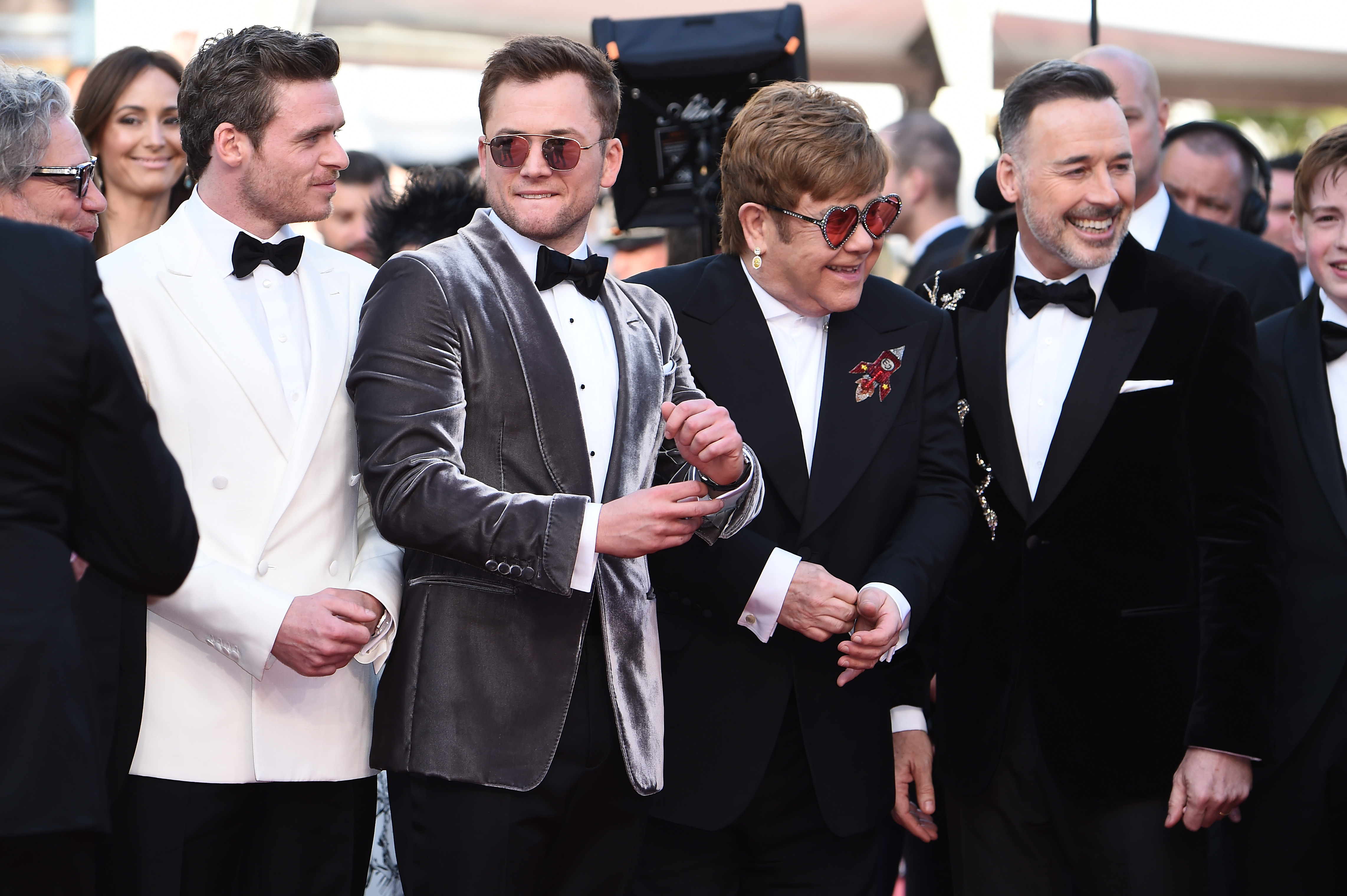 The greatest men's red carpet looks from Cannes 2019