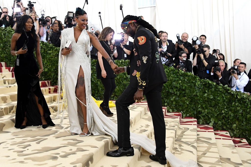 Met Gala: Remember when 2 Chainz proposed to Kesha Ward on the red carpet?