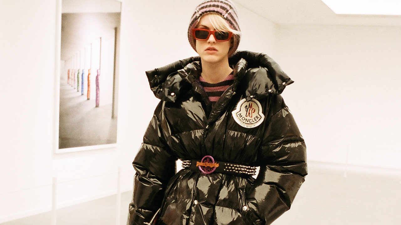 8 Moncler x Palm Angels Puffer Jacket / $POA