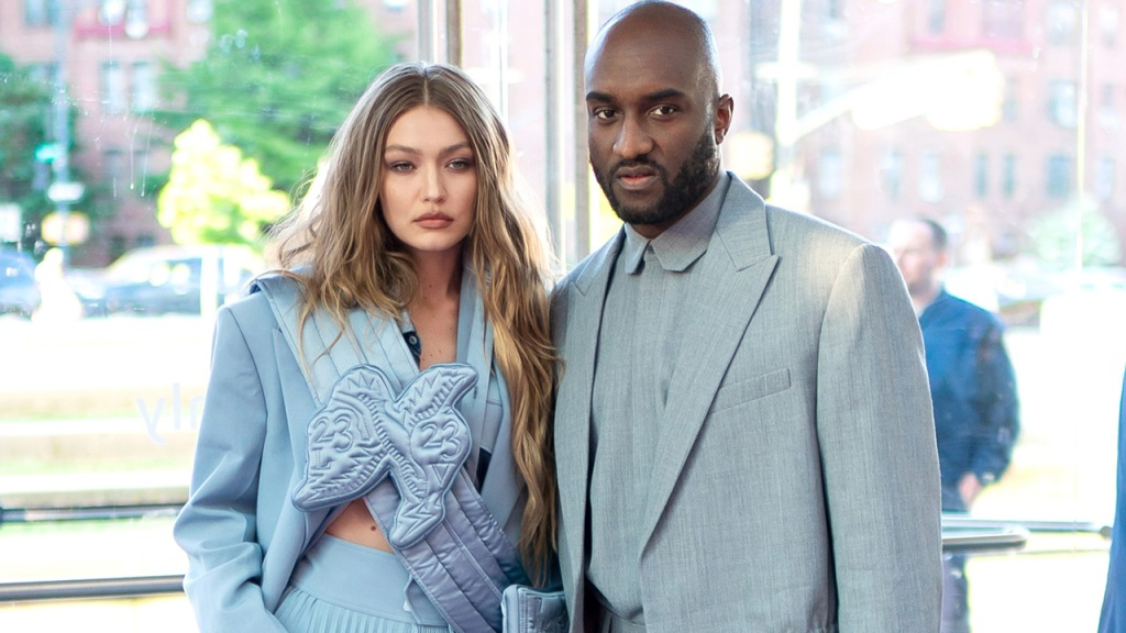 Virgil Abloh is 50 shades of grey