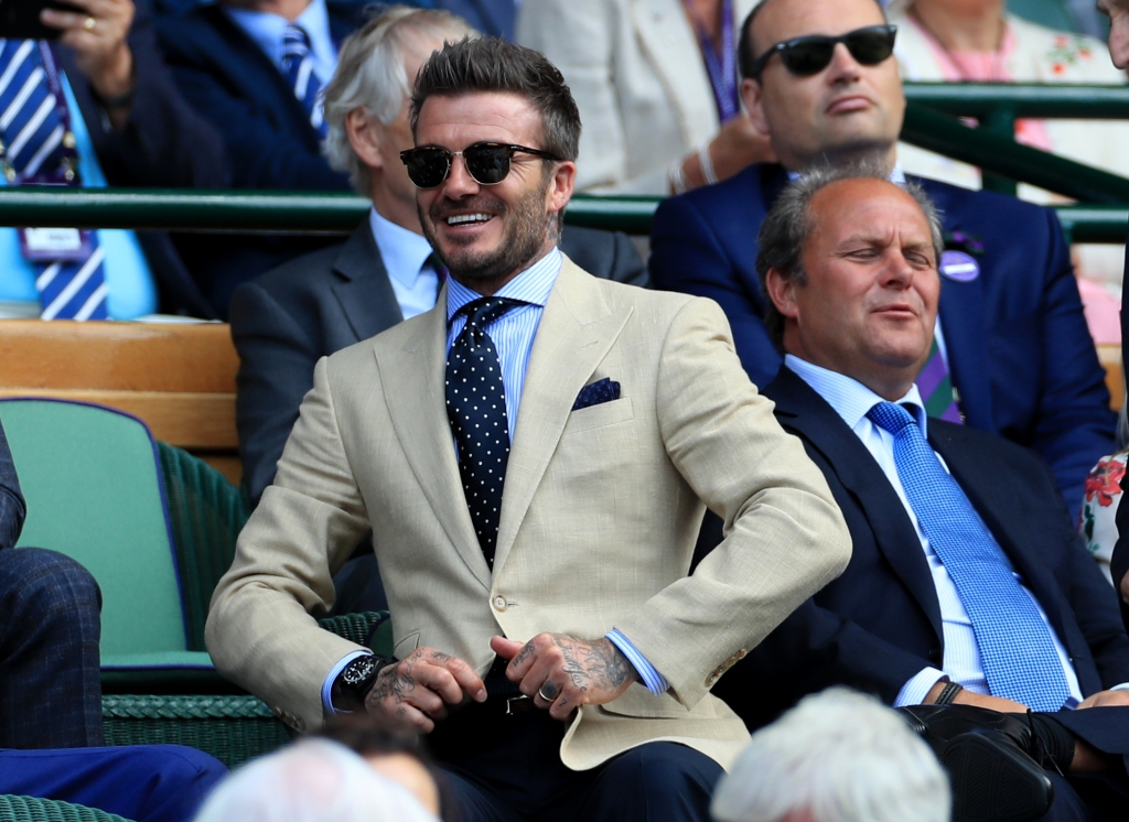 Wimbledon 2019 was a lesson in how to dress smart during the day