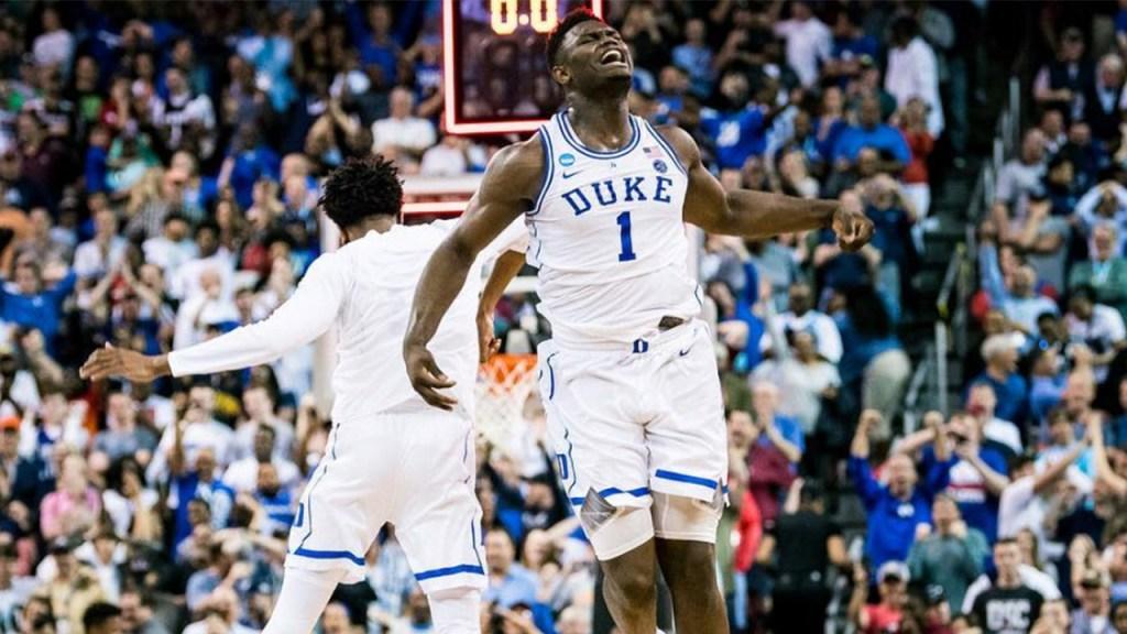 NBA prodigy Zion Williamson signs with Jordan Brand