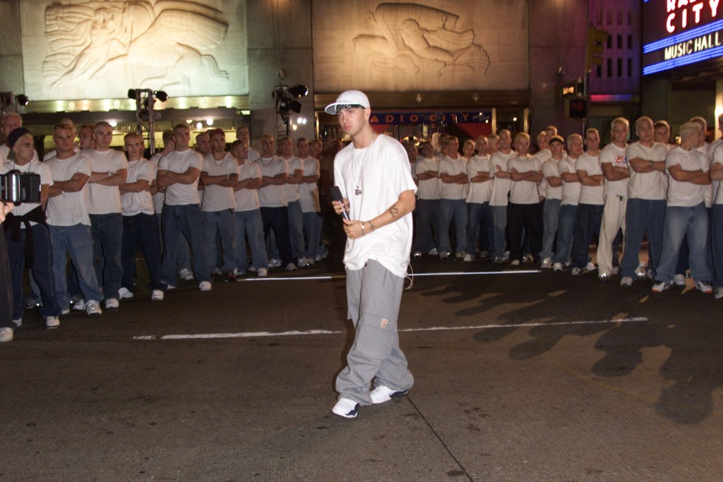 VMAs: Remember when the real Slim Shady performed at the 2000 ceremony?