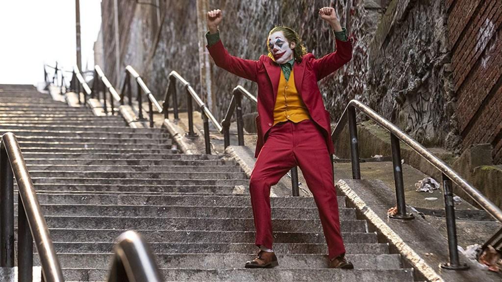 Joker Joaquin Phoenix Warner Bros.