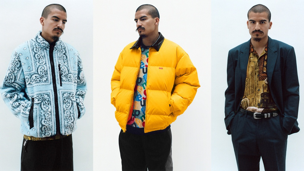Your first look at the Supreme Fall/Winter 2019 lookbook