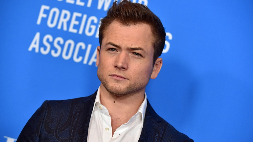 Taron Egerton responds to rumours that he will be the next Wolverine