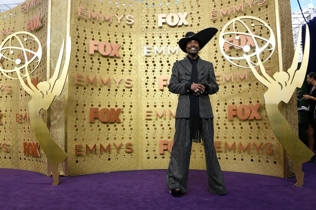 Once again, Billy Porter has won the red carpet