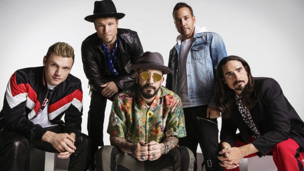 PSA: The Backstreet Boys are heading to Australia