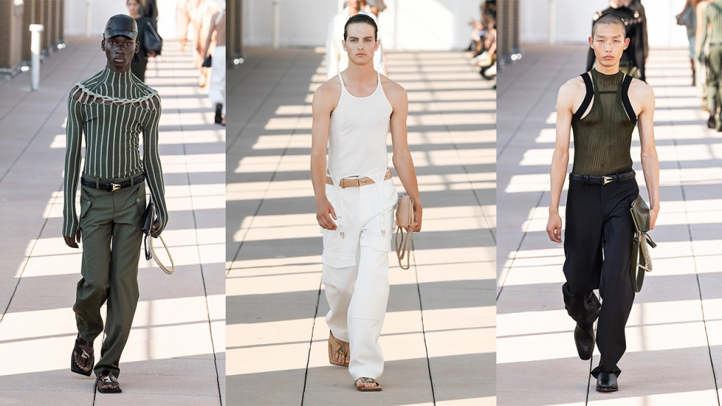 Dion Lee Spring/Summer 2020: School Is In Session