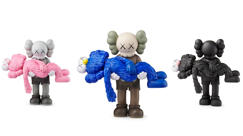 Here's where you can get new KAWS limited-edition collectables