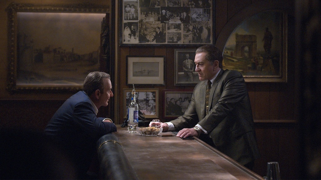 Watch the first trailer to Martin Scorsese's 'The Irishman'
