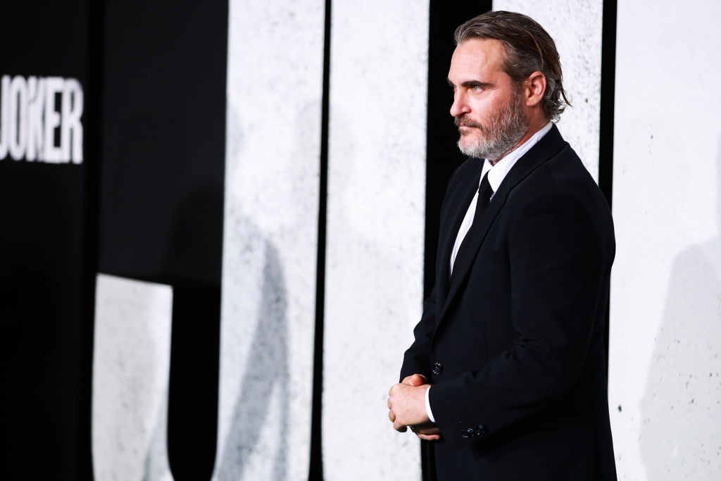 Joaquin Phoenix blindsided on television with an explosive outtake on Jimmy Kimmel