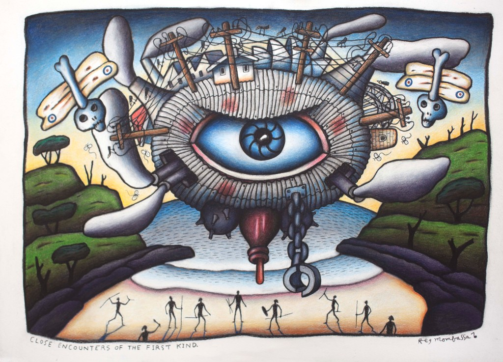 Art, Politics and Psychedelic Realism