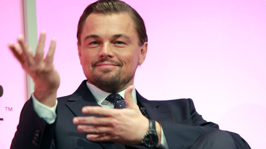Leonardo DiCaprio Is Working On New Projects With Apple