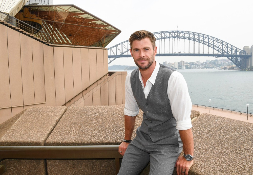 Chris Hemsworth Makes Staggering Donation To The Australian Bushfires