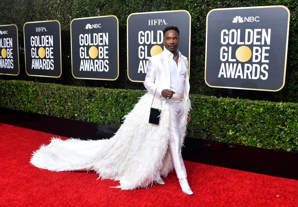 We're six days into 2020 and Billy Porter is already the style muse of the decade