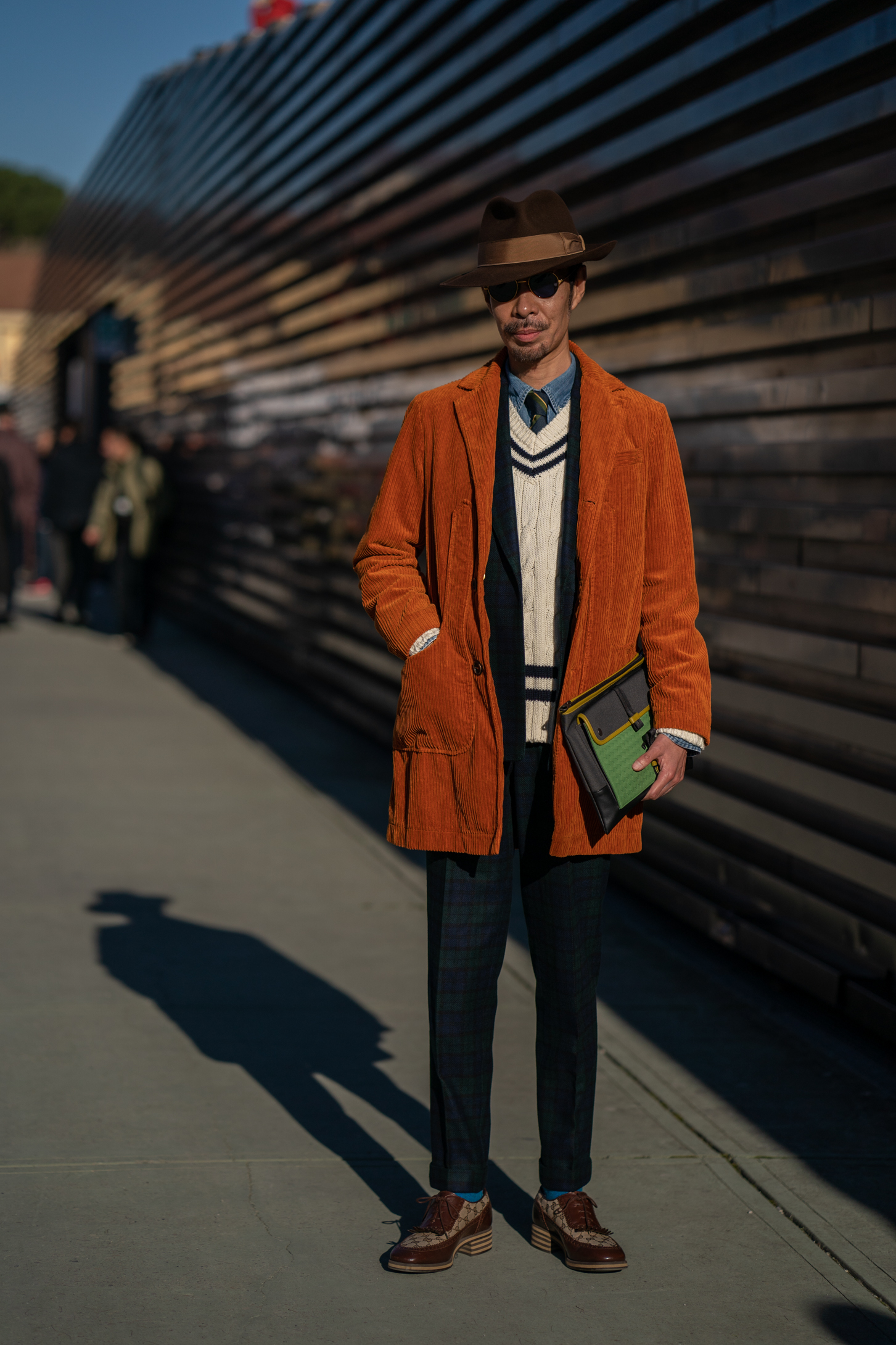 The Best Street Style From Pitti Uomo 97