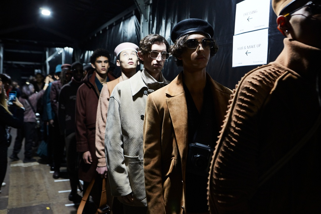 Masculinity Takes Fine Form At Milan Fashion Week Men's