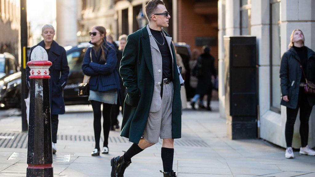 London Fashion Week Men's Marked The Return Of Tailoring To Street Style