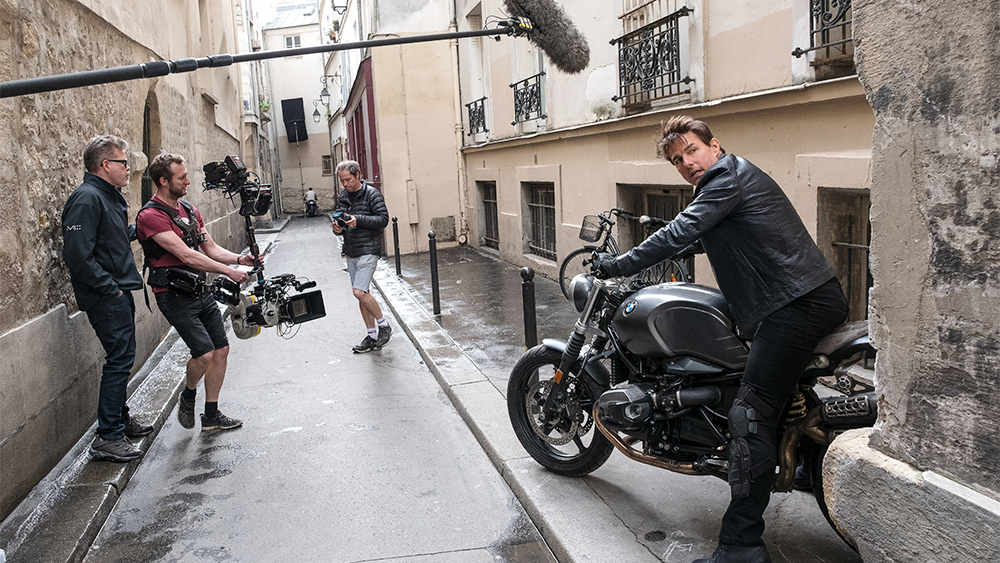 Tom Cruise Mission Impossible