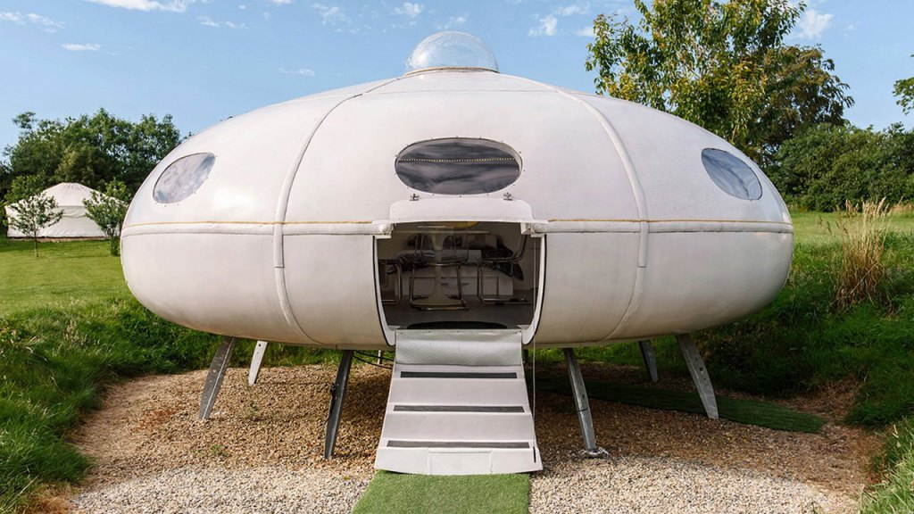 Airbnb Launches $1 Million Fund In Search For The Weirdest Accommodation