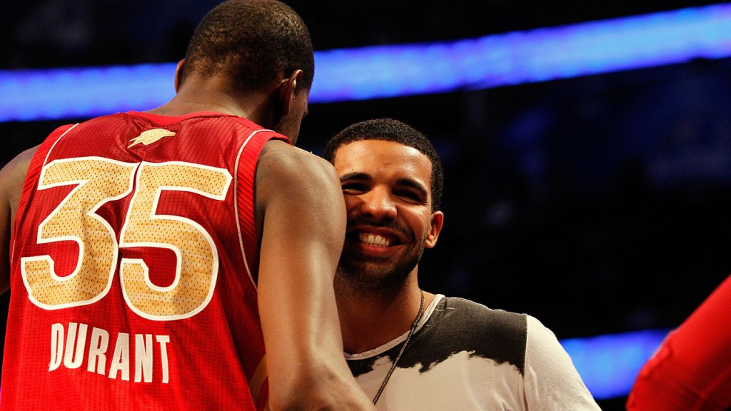 Drake In Self-Isolation After Positive COVID-19 Result From Kevin Durant