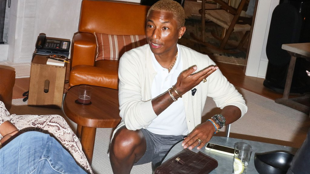As You'd Expect, Pharrell Williams' Mansion Is A Masterpiece