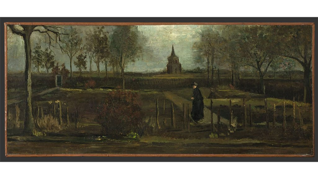 Famous Vincent van Gogh Painting Stolen From Dutch Museum