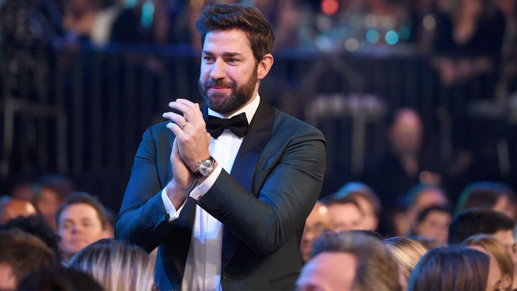 John Krasinski Is Our New Favourite Late-Night Show Host