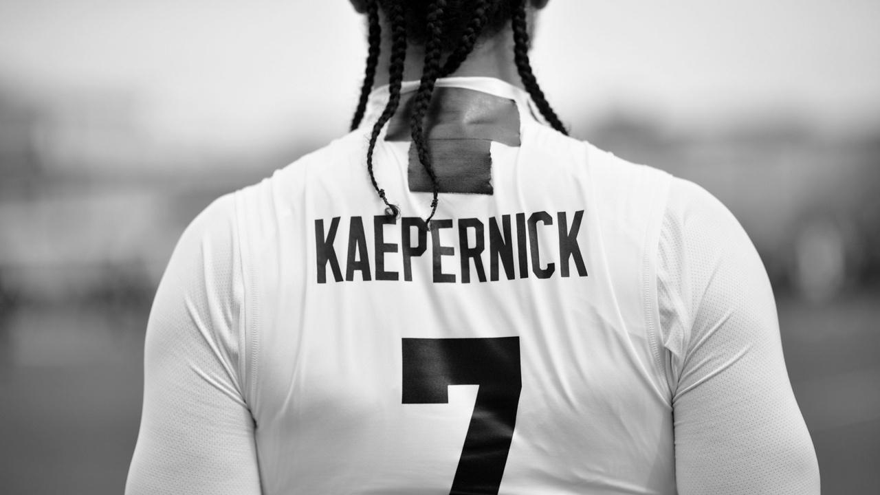Colin Kapernick NFL