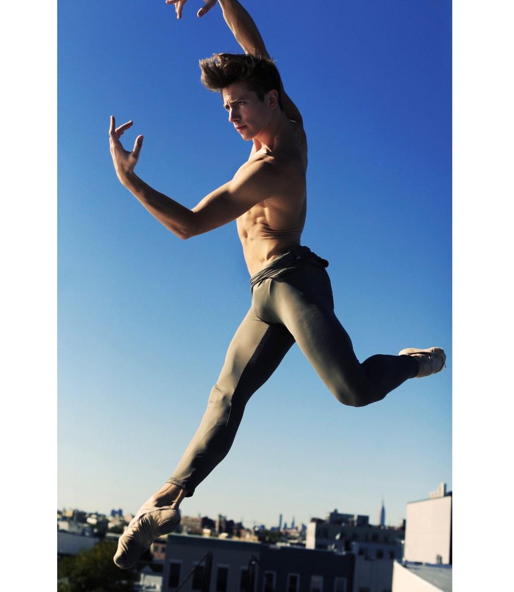 contemporary dance rhys kosakowski