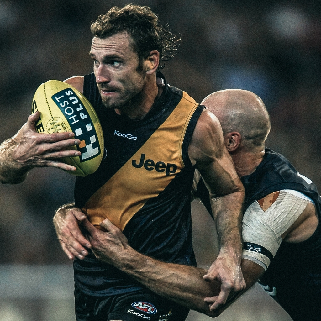 Shane Tuck AFL
